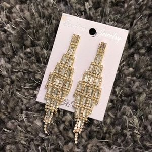 CHANDELIER EARRINGS BRAND NEW